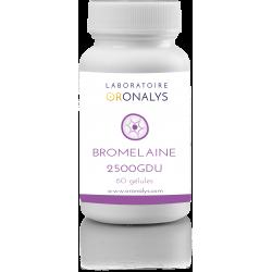 Bromelaïne 400mg 2500 GDU